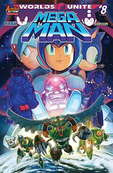 Mega Man #51