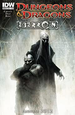 Dungeons & Dragons: Eberron - Annual 2012