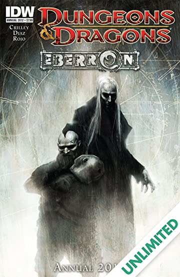 Dungeons & Dragons: Eberron - Annual 2012