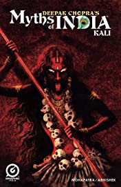 Myths of India: Kali