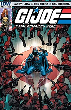 G.I. Joe: A Real American Hero #177