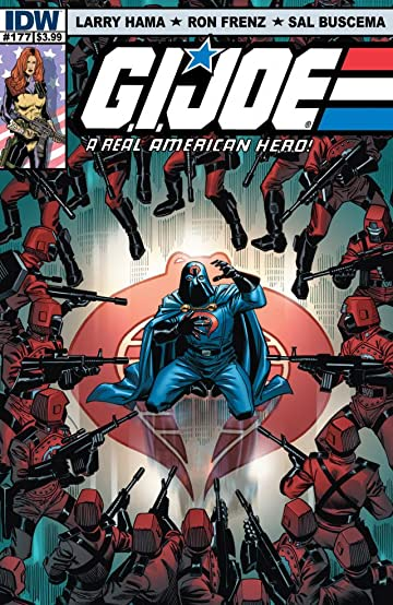 G.I. Joe: A Real American Hero No.177
