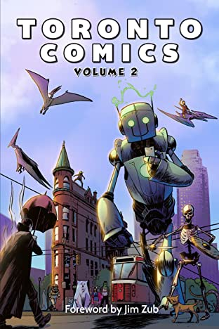 Toronto Comics Anthology Tome 2