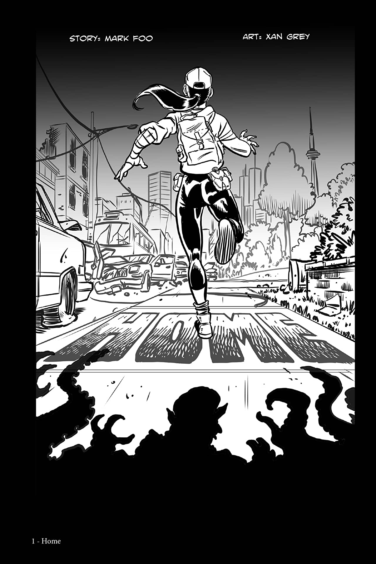 Toronto Comics Anthology Vol. 2