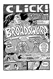 Broadsword, P.I. #1