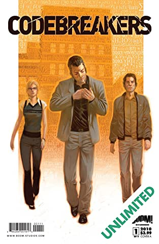Codebreakers #1 (of 4)