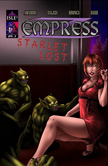 Empress Vol. 1: Starlet Lost
