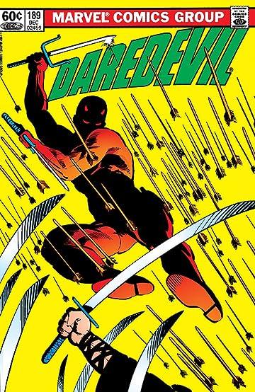 Daredevil (1964-1998) #189