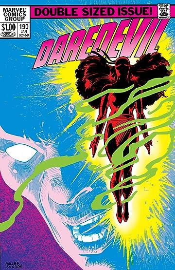 Daredevil (1964-1998) #190