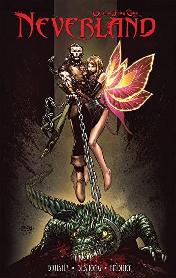 Grimm Fairy Tales Presents: Neverland Vol. 1