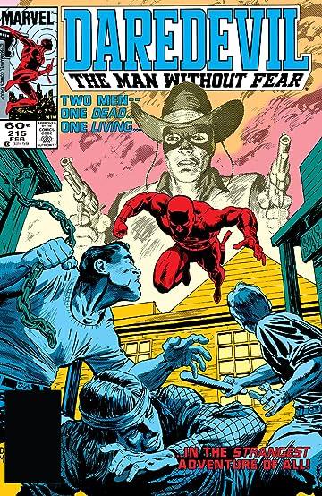 Daredevil (1964-1998) #215