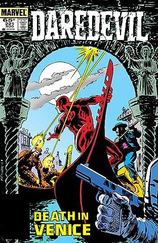 Daredevil (1964-1998) #221