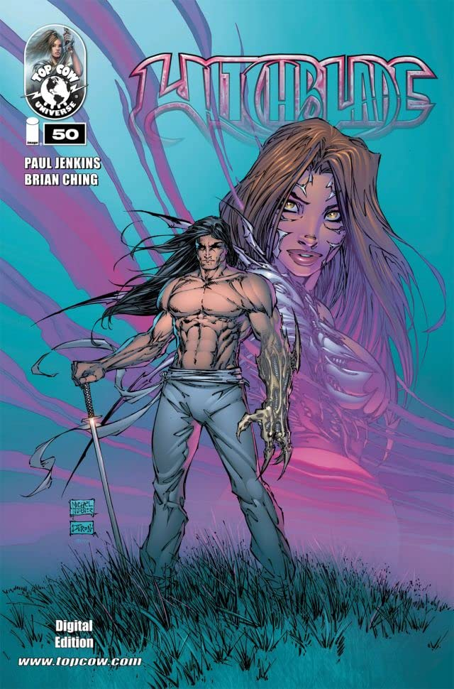 Witchblade #50