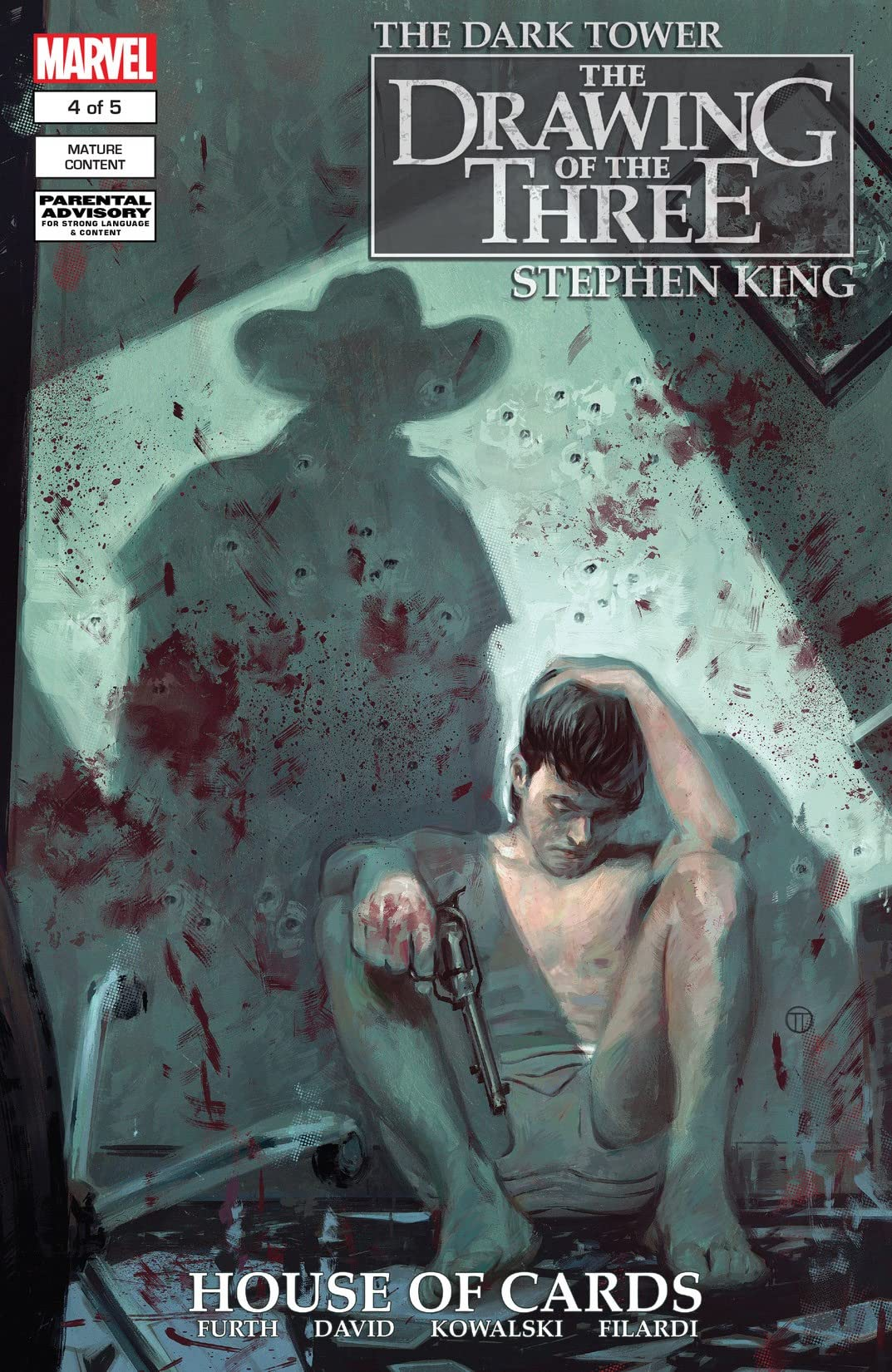 Dark Tower: The Drawing Of The Three - House Of Cards #4 (of 5)