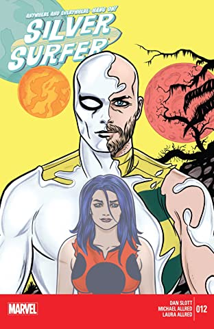 Silver Surfer (2014-2015) #12