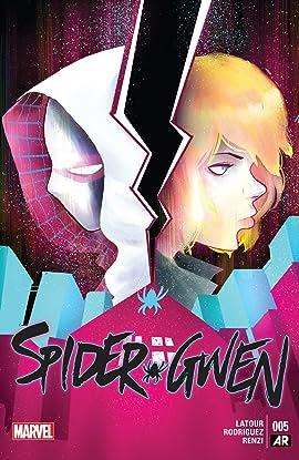 Spider-Gwen (2015) No.5