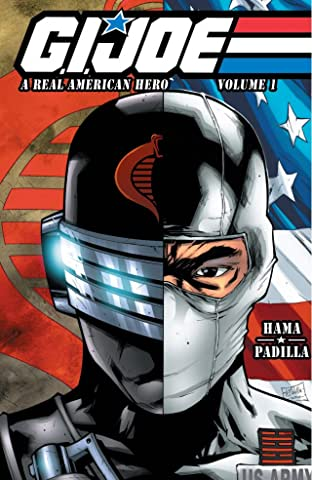 G.I. Joe: A Real American Hero Tome 1