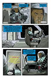 Cold Space #1 (of 4)