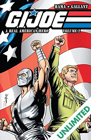 G.I. Joe: A Real American Hero Vol. 2