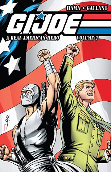 G.I. Joe: A Real American Hero Tome 2
