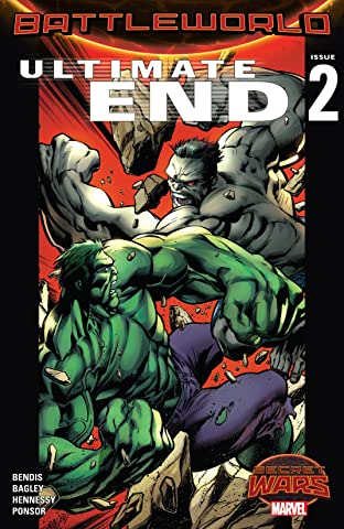 Ultimate End (2015) #2 (of 5)