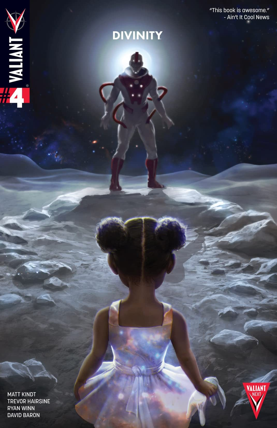 Divinity #4 (of 4): Digital Exclusives Edition