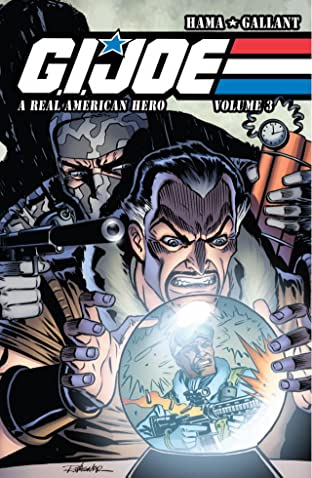 G.I. Joe: A Real American Hero Tome 3