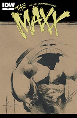 The Maxx: Maxximized #20