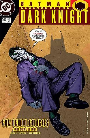 Batman: Legends of the Dark Knight #144