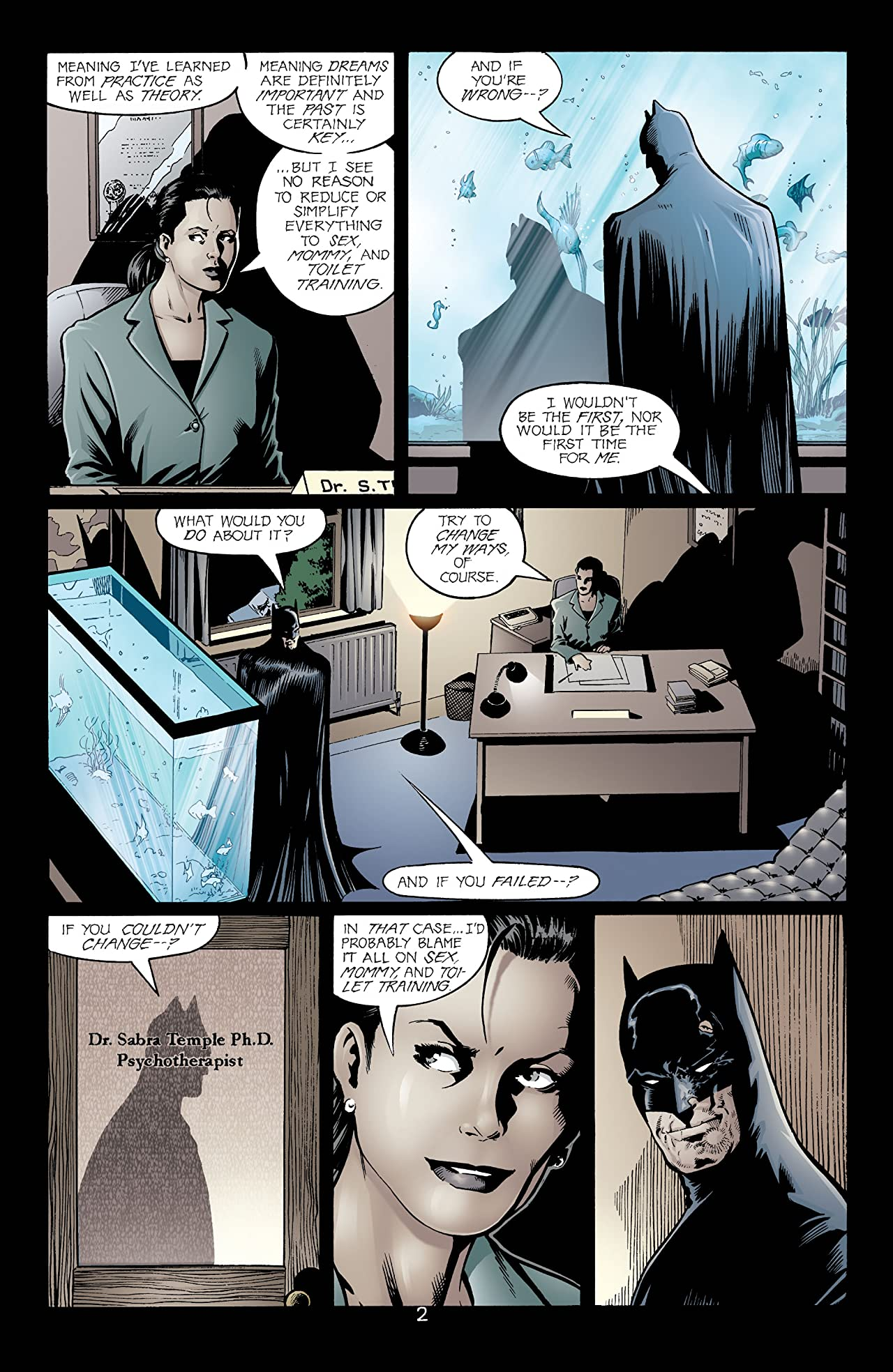 Batman: Legends of the Dark Knight #146