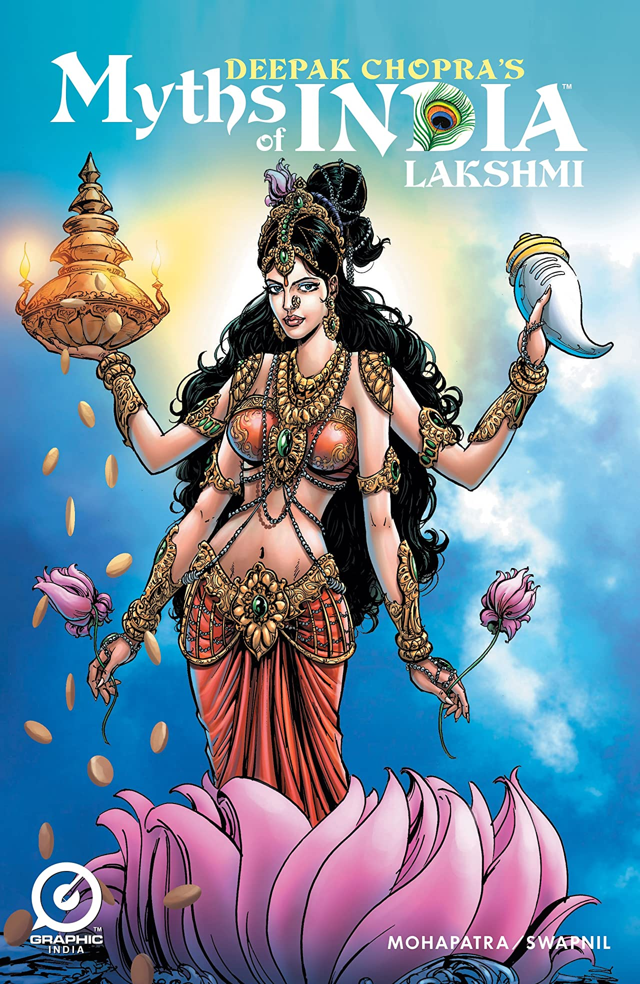 Myths of India: Lakshmi