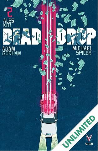 Dead Drop #2 (of 4): Digital Exclusives Edition