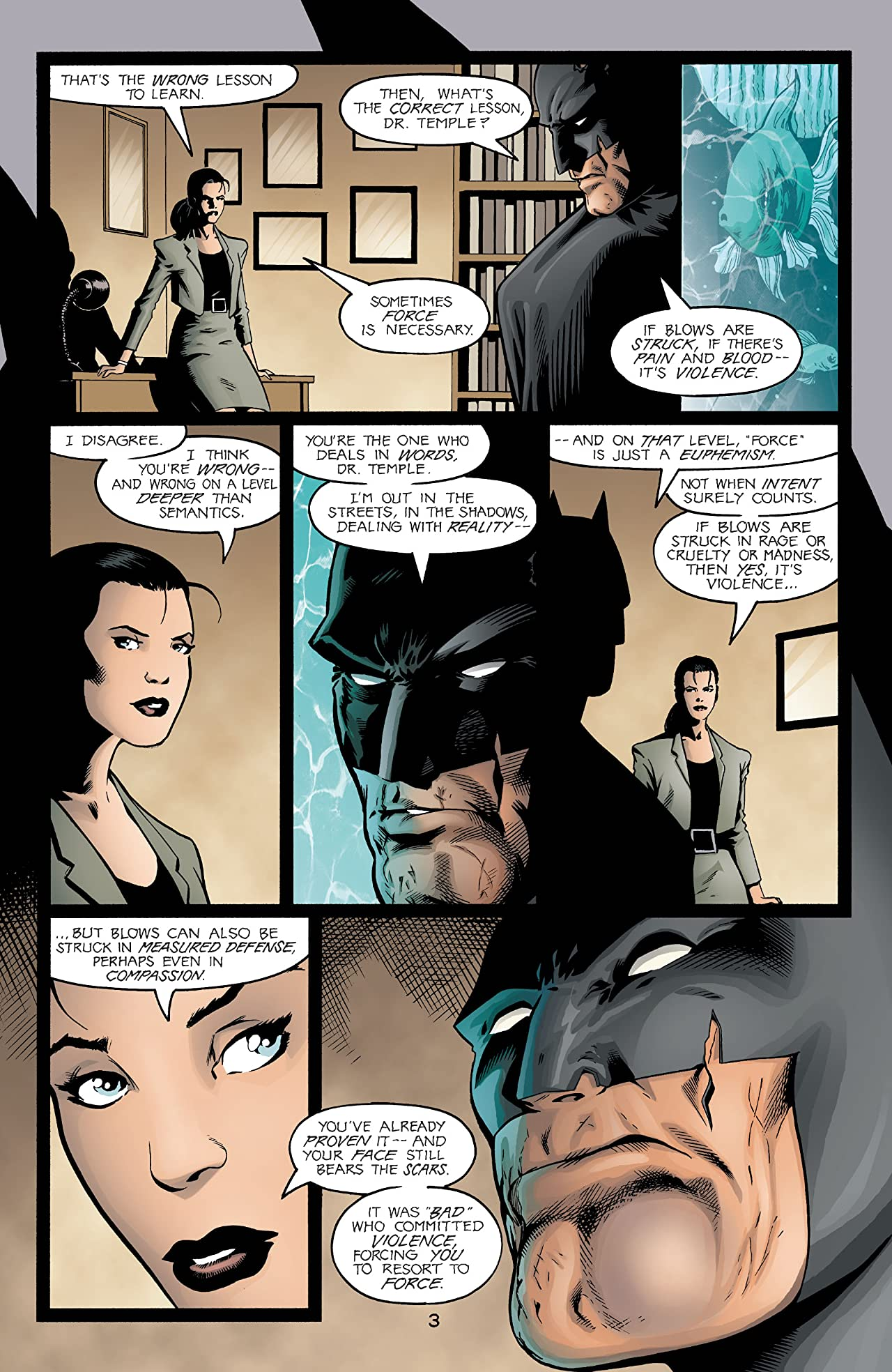 Batman: Legends of the Dark Knight #148
