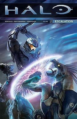 Halo: Escalation Vol. 2