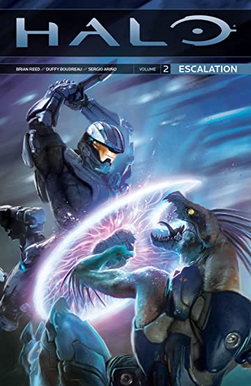 Halo: Escalation Vol. 2