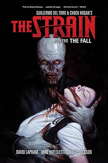 The Strain: Book Two: The Fall