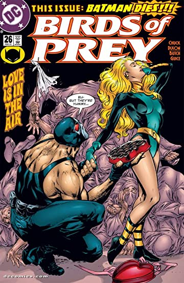 Birds of Prey (1999-2009) #26