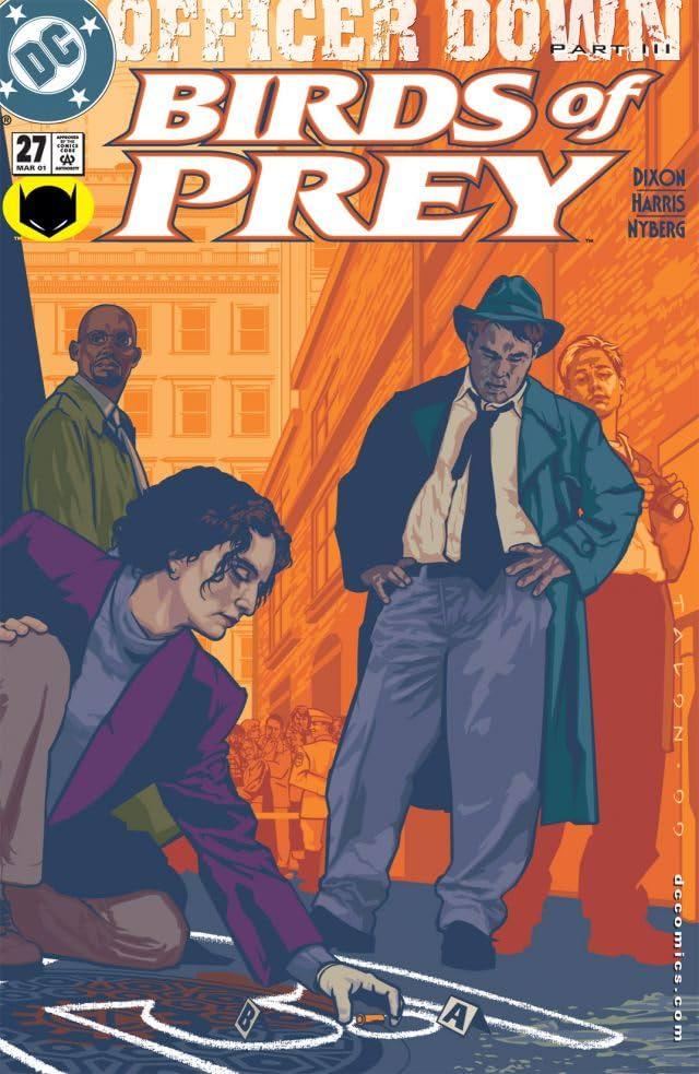 Birds of Prey (1999-2009) #27
