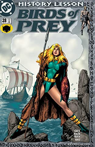 Birds of Prey (1999-2009) #28