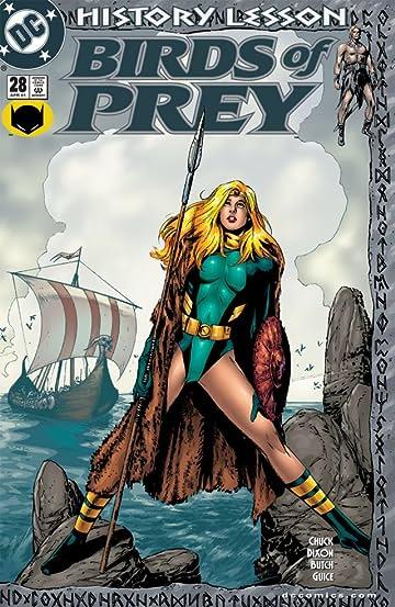Birds of Prey (1999-2009) #28