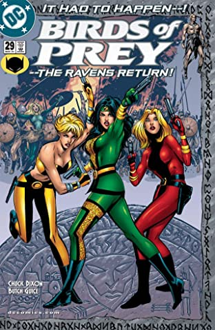 Birds of Prey (1999-2009) #29