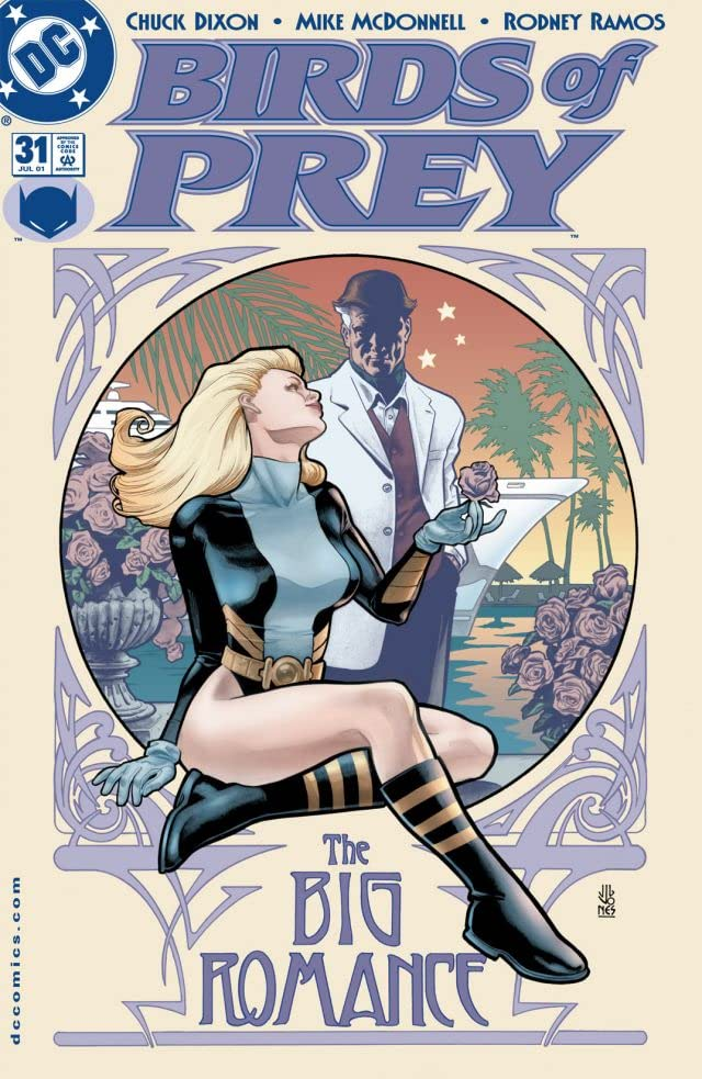 Birds of Prey (1999-2009) #31