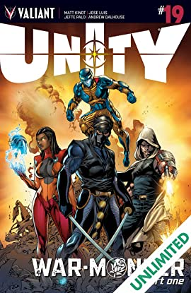 UNITY (2013- ) #19: Digital Exclusives Edition
