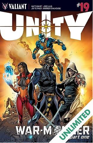 UNITY (2013- ) #19: Digital Exclusives Edition