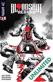 Bloodshot Reborn #3: Digital Exclusives Edition
