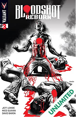 Bloodshot Reborn #3: Digital Exclusives Edition