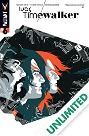 Ivar, Timewalker #6: Digital Exclusives Edition
