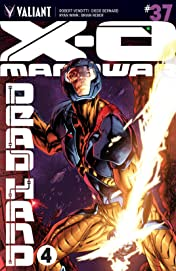 X-O Manowar (2012- ) #37: Digital Exclusives Edition