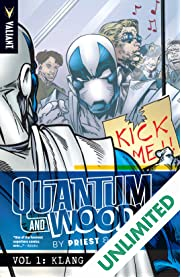 Quantum and Woody by Priest & Bright Vol. 1: Klang