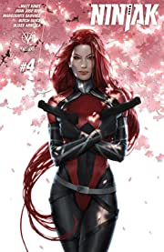 Ninjak (2015- ) #4: Digital Exclusives Edition